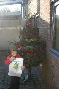 Colouring Competition Winner