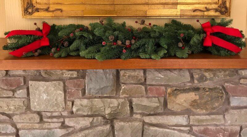 Christmas Garland 1 metre