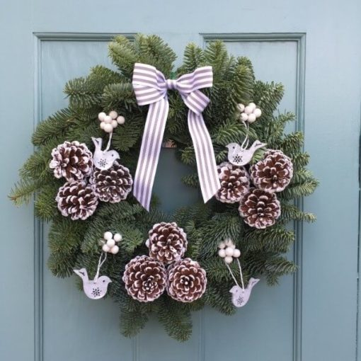 Nordic Christmas Wreath