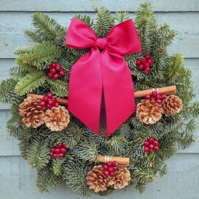 goddenwick christmas wreath