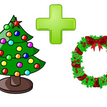 Christmas Tree & Wreath Deal