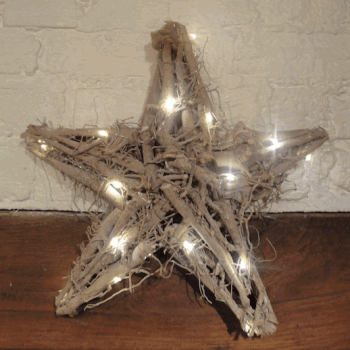 Star Lights Christmas Decoration