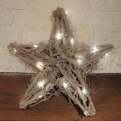 Star Lights Christmas Decoration
