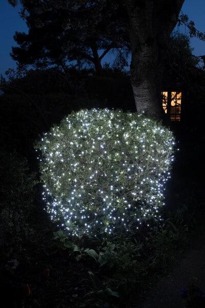 Bright White LED Christmas Tree Lights